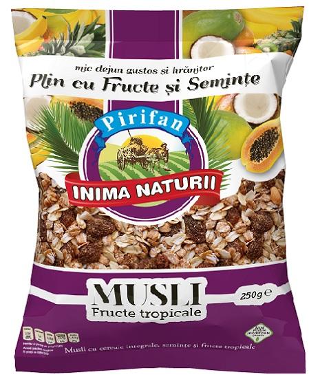 pirifan musli fructe tropicale